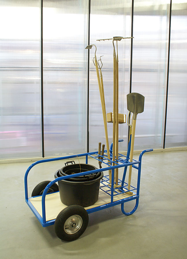 The Everywhere Tool Trolly, 2011