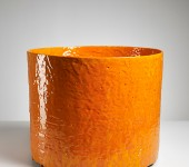 Morten Lobner Espersen Orange 2006  39 x 51 cm