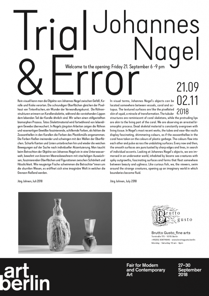 Johannes Nagel Trial and Error tekst